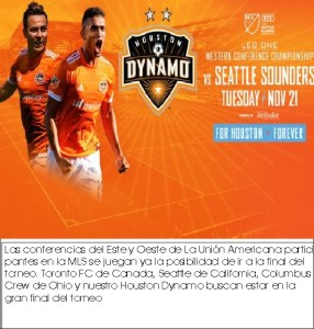 Houston Dynamo Play off